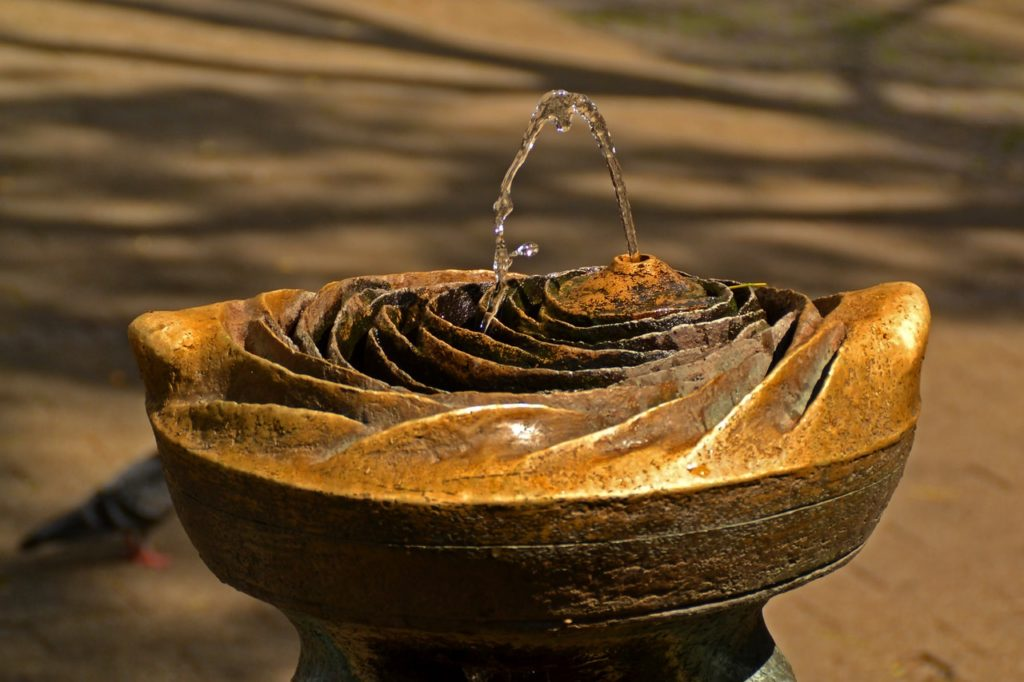 Building Your Own Yard Fountain - Sandcastle Group